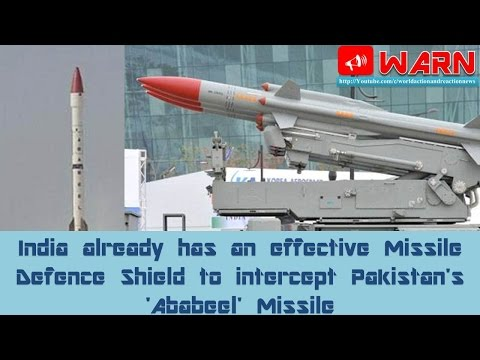 India already has an effective Missile Defence Shield to intercept Pakistan's 'Ababeel' Missile