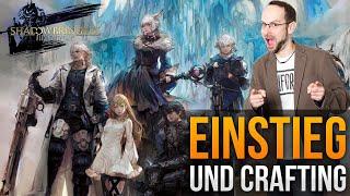 Krömer zockt Final Fantasy 14 (Einstieg und Crafting)
