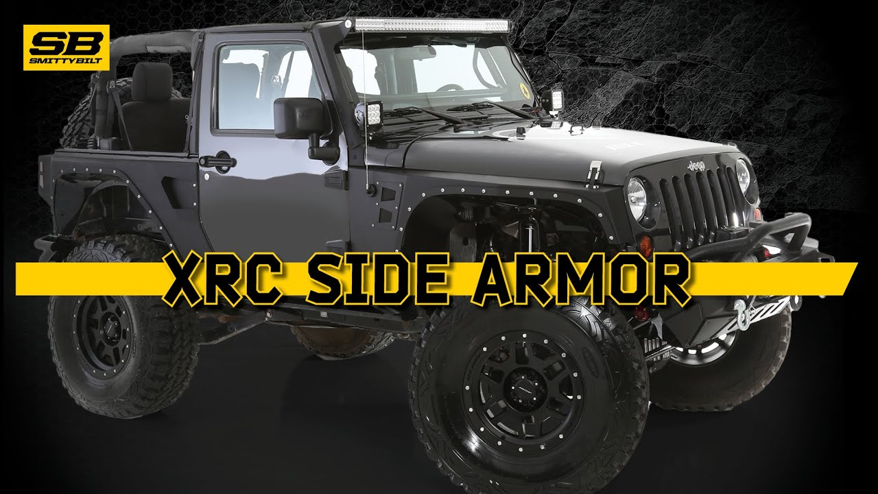 Smitty Xrc Side Armor Youtube