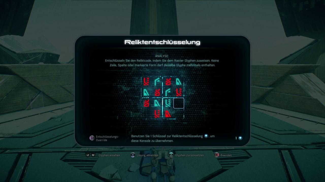 Relikt Rätsel Voeld #4 PEEBEE Mass Effect™: Andromeda - YouTube
