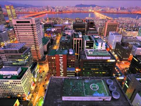 beautiful city of South Korea - YouTube