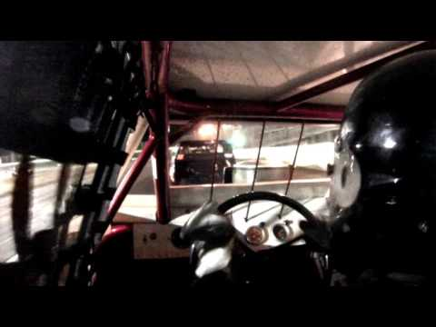 In Car Dirt Modified Feature 5-20-2017