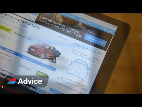 How to sell your car with Auto Trader
