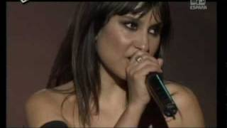 Amaral - Sin ti no soy nada (MTV Day 2006)