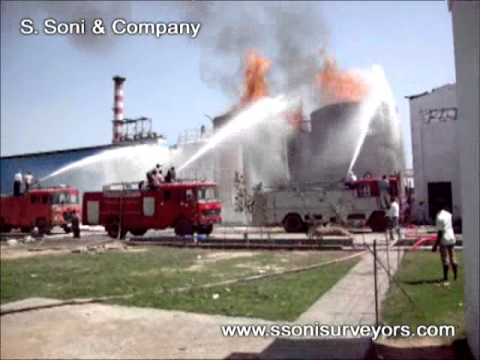 "02 S. Sony & Company, SURVEY & LOSS ASSESSMENT - Fire ""A"", Marine ""A"", Misc. ""A"", LOP ""A"""