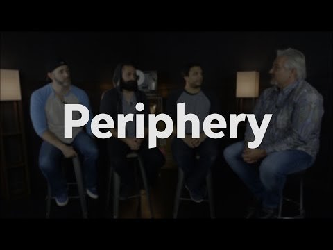 Periphery Interview at Sweetwater GearFest 2016