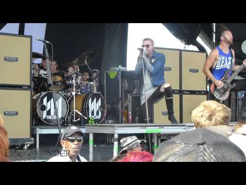 Memphis May Fire - Stay The Course - Live 6-28-15 Vans Warped Tour