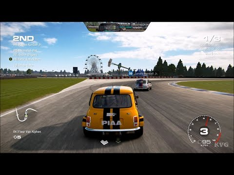 GRID (2019) - Indianapolis (Sport Circuit Reversed) - Gameplay (PC HD) [1080p60FPS] |