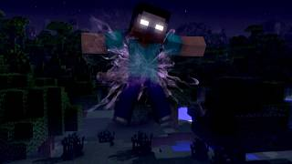 Rise of the Herobrine - Episode 1 (Minecraft Live-Action)