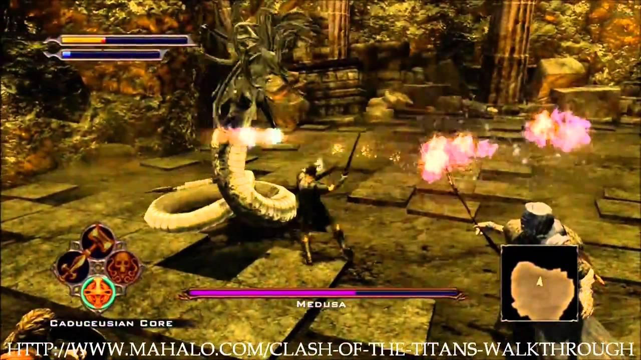 Clash of the Titans Walkthrough - Quest 44: A Human's ...