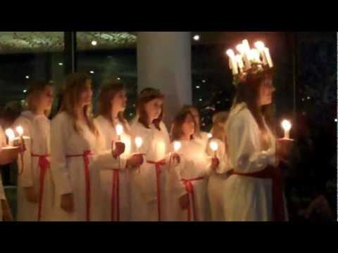 Christmas Songs Performed at House of Sweden