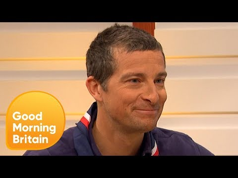 Bear Grylls Admires Donald Trump\'s Resilience | Good Morning Britain