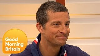 Bear Grylls Admires Donald Trump's Resilience | Good Morning Britain