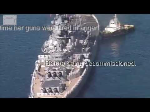 Tribute to USS Missouri Final Port of Call | Storyteller Media