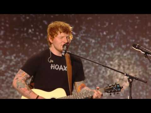 "Thumbnail: Ed Sheeran - ""Castle On The Hill"" (Billboard Music Awards 2017)"