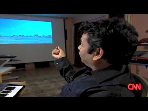 Oscar winning composer AR Rahman composing technique.