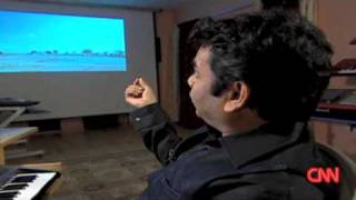 Oscar winning composer AR Rahman composing technique.