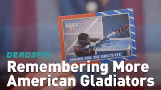 Remembering More American Gladiators thumbnail