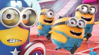 Despicable Me Minion Rush: Black Friday Multiplayer Racing Special Event