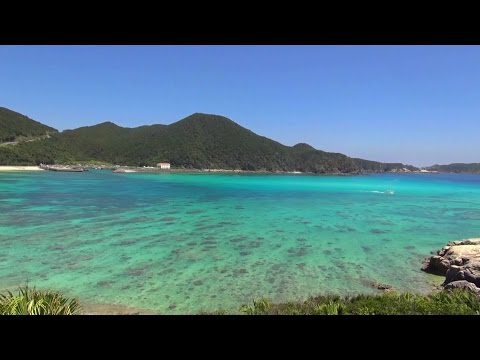 Okinawa Tokashiki Island & Naha City Walking Through International Street