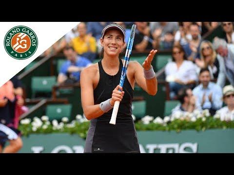 Garbine Muguruza vs Samantha Stosur - Round 3 Highlights I Roland-Garros 2018