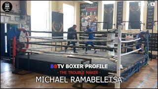 IT'S NEVER TOO LATE! MICHAEL RAMABELETSA