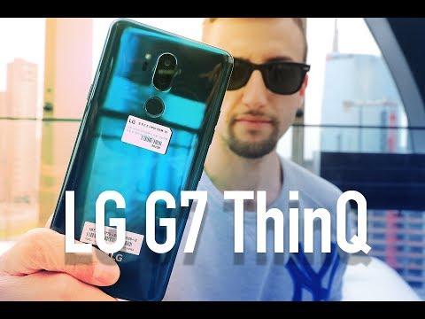 Prime impressioni LG G7: dal vivo meglio ma DEVE CALARE DI PREZZO😢