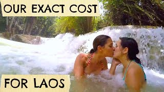 How to travel LAOS (exact budget/costs)?