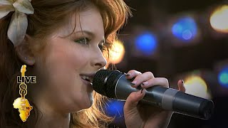 Renee Olstead - My Baby Cares For Me (Live 8 2005)
