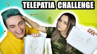 TELEPATIA CHALLENGE + NOWY KOLOR WŁOSÓW! ll Just Siblings!