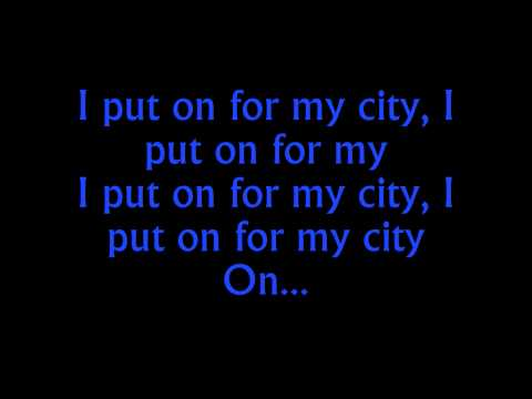 Put on by young jeezy feat. kanye west-HD LYRICS!