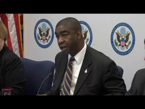 Chairman Thomas Hicks Opening Statement - U.S. EAC Public Meeting December 15, 2016