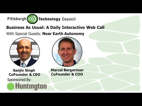 Business as Usual Featuring Near Earth Autonomy