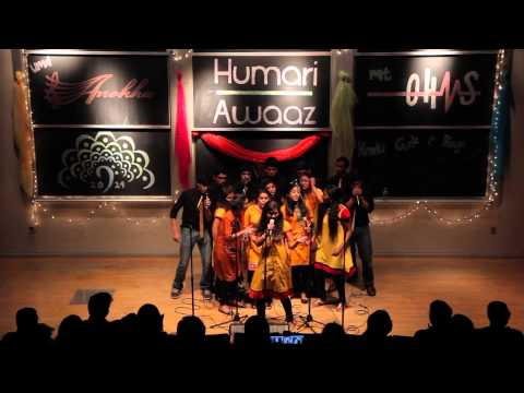 Crazy, Liar - MIT Ohms - 2014 Humari Awaaz