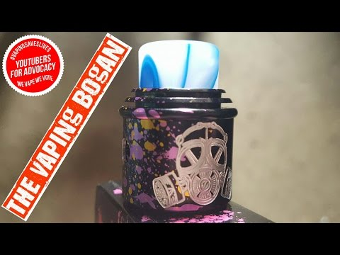 Apocalypse RDA from Armageddon MFG | Hype-Free Review - The Vaping Bogan