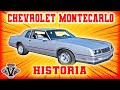 Historia Del Chevrolet Montecarlo
