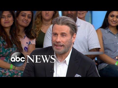 John Travolta opens up about 'Gotti'