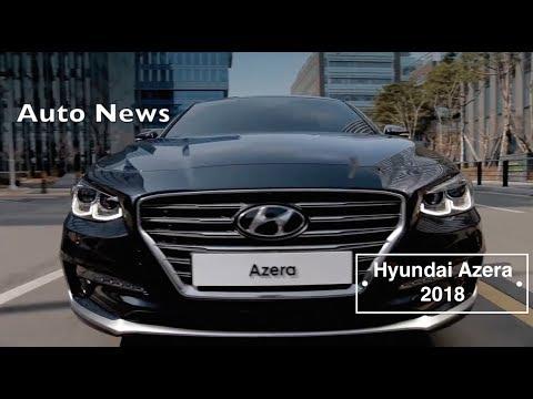 Hyundai Azera 2018 >> Hyundai Azera 2018 Perfect Sedan Review