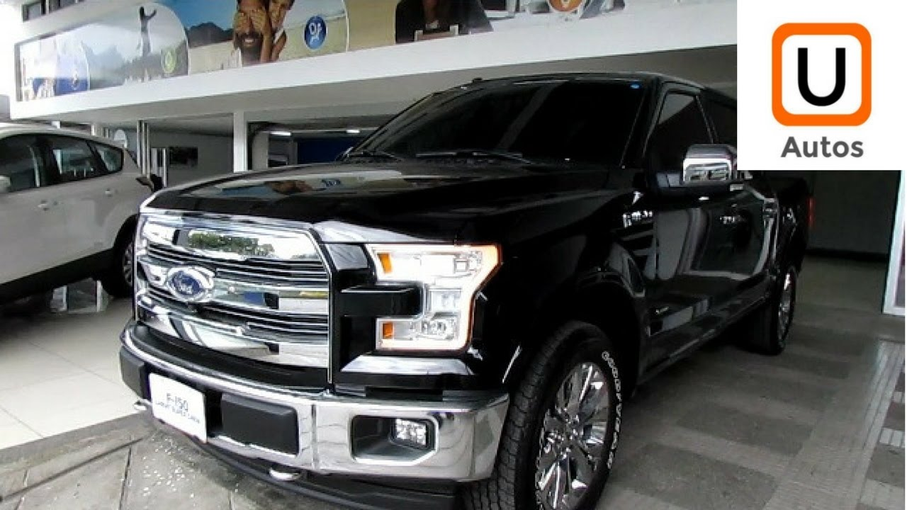 2017 Ford F 150 Lariat >> Ford F150 Lariat 2017 UNBOXING #NetUAutos - YouTube