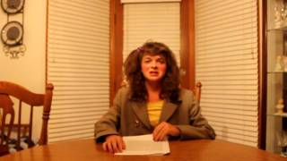Impersonation of Roseanne Roseannadanna by E.S.