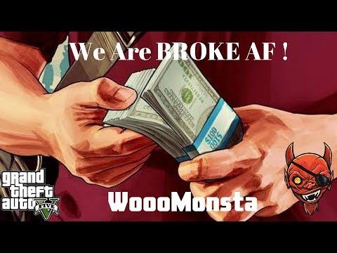 🛑 We Are Broke AF ! | Legacy RP | GTAV RolePlay [ENG / Hindi] 🛑
