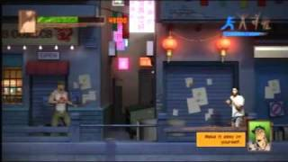 Kung Fu Live Game Play Video ( PlayStation Eye Game )