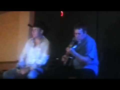 """Rick Roberts, And Craig on Guitar """"The Dance"""""""