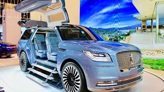 Lincoln Navigator Concept 2017 (Interior/Exterior) Walkaround