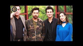 Guest: Shahroz Sabzwari, Komal Aziz Khan, Shahood Alvi, Kashif Ali ...