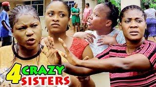 4 Crazy Sisters 78 - Mercy Johnson  Destiny Etiko 2019 New Nigerian Movie