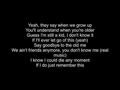 Remember This- NF Lyrics