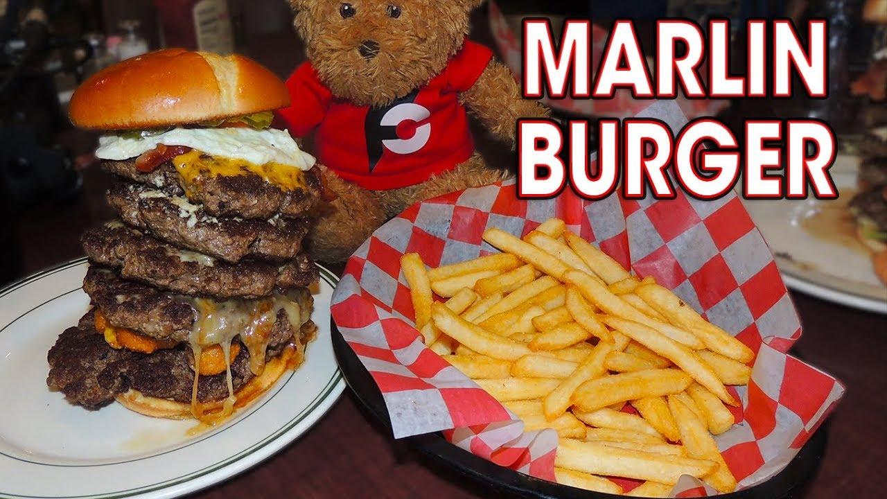Marlins burger challenge in north dakota youtube marlins burger challenge in north dakota freerunsca Image collections