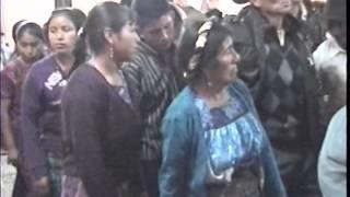 Marimba de la Fiesta Patronal de Santa Eulalalia, Huehuetenango 2014