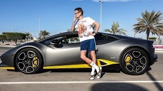 Тачка Трейдера. Lamborghini Huracan.